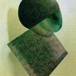 Collage Ägyptischer Spiegel