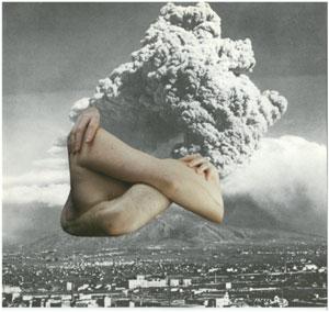 Collage ohne Titel